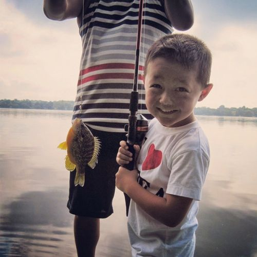 Park fishing IG